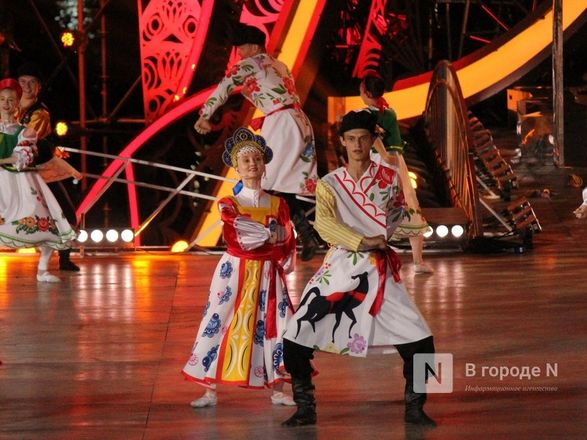 Грандиозное гала-шоу состоялось в день 800-летия Нижнего Новгорода - фото 7
