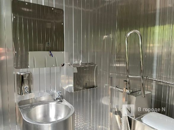 Антивандальные туалеты установят в парке «Швейцария» - фото 5