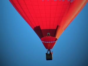 Влюбленных покатают бесплатно на воздушном шаре на стадионе «Нижний Новгород» 14 февраля