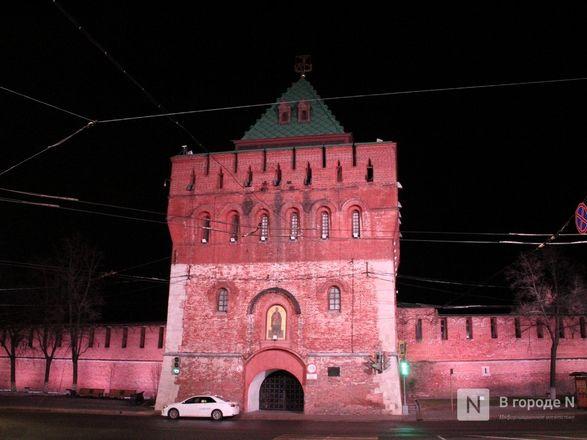 «Свет сердца» зажгли кремль, стадион «Нижний Новгород» и телебашня - фото 18