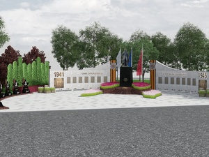 Памятник «Погибшим воинам» снесут в Ковернине, а на новый — не хватает денег