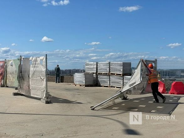 Салют над стройкой: каковы шансы подрядчиков благоустроить Нижний Новгород до юбилея - фото 41