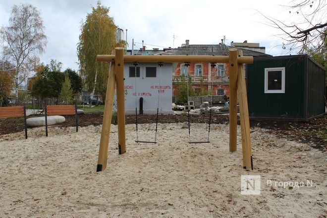 Самолеты, силуэты, яблони: Как преобразился Нижегородский район - фото 118