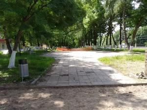 Сухой фонтан появится в Приокском районе
