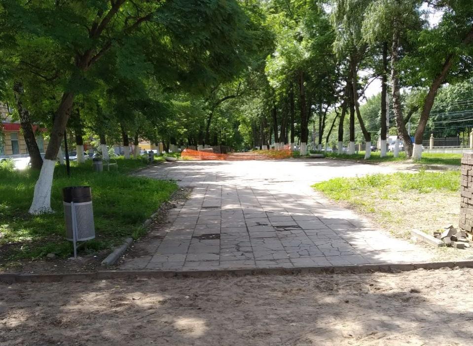 Сухой фонтан появится в Приокском районе  - фото 1