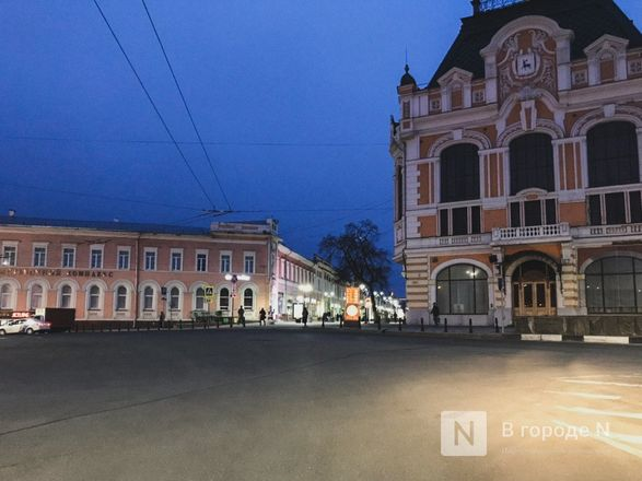 (Не)многолюдно: что происходило в Нижнем Новгороде в первый день путинских «выходных» - фото 6