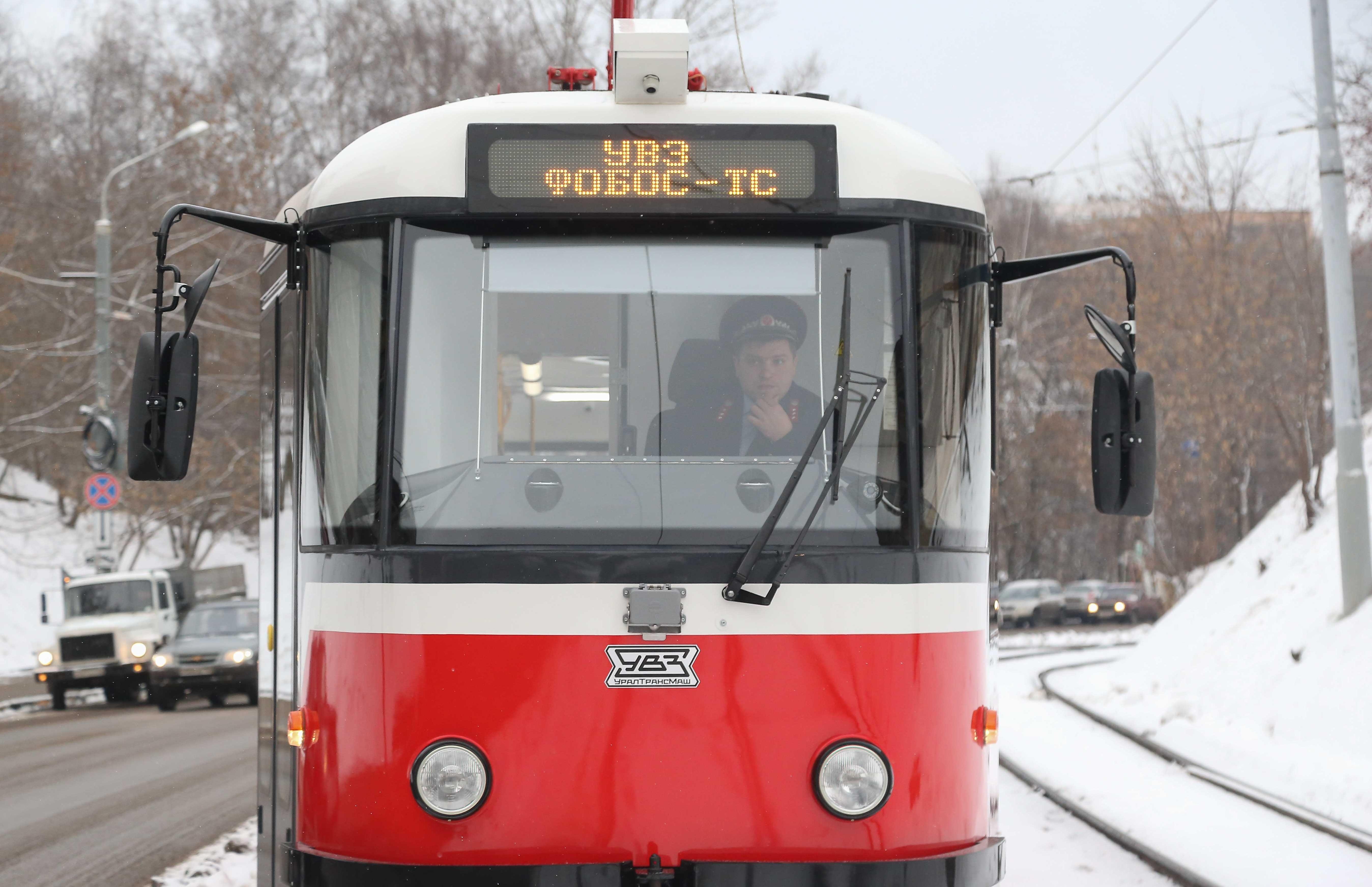Новые трамвайные вагоны начнут производить в Нижнем Новгороде (ФОТО)