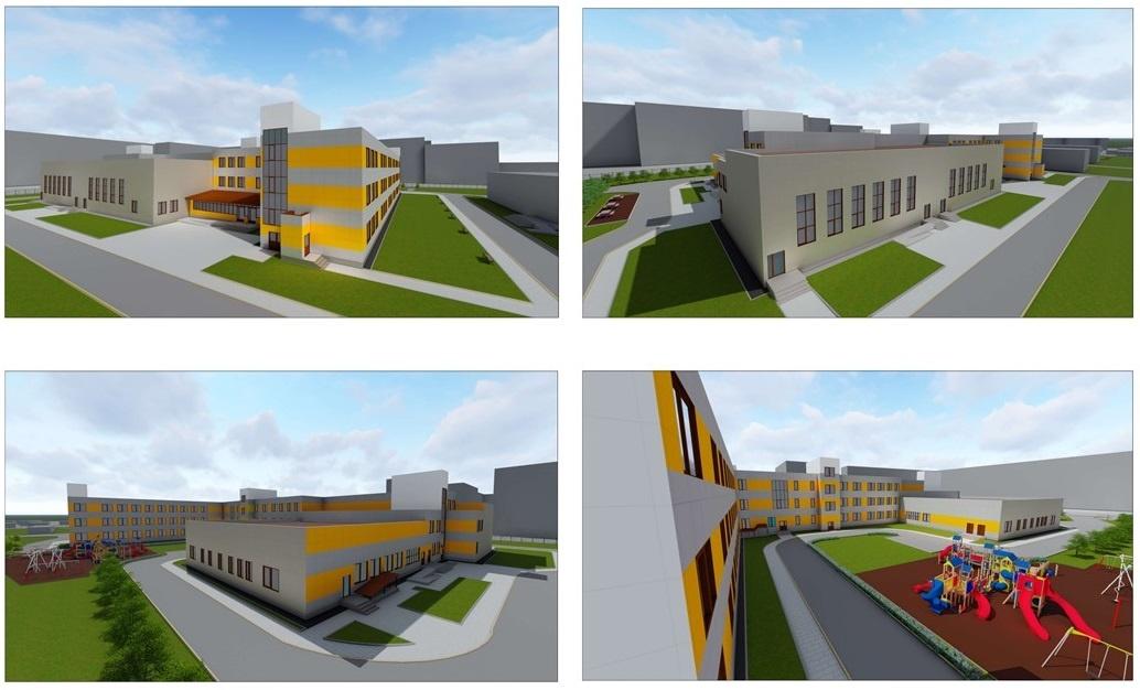 Проект пристроя к нижегородской школе № 117 отправлен на доработку - фото 1