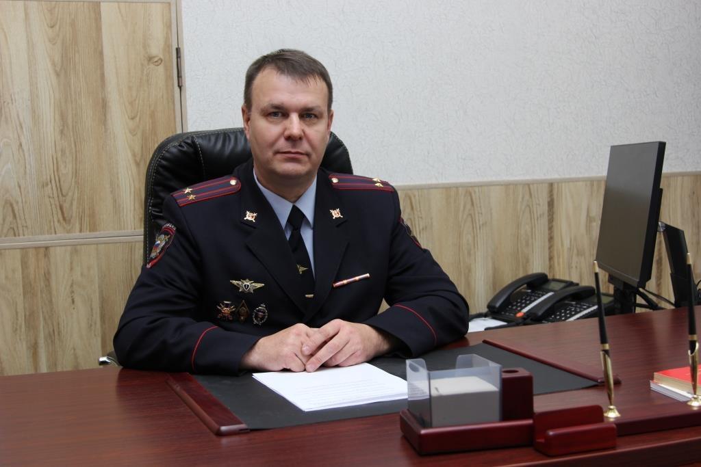 Александр Ремизов занял пост главы полиции Павловского района - фото 1