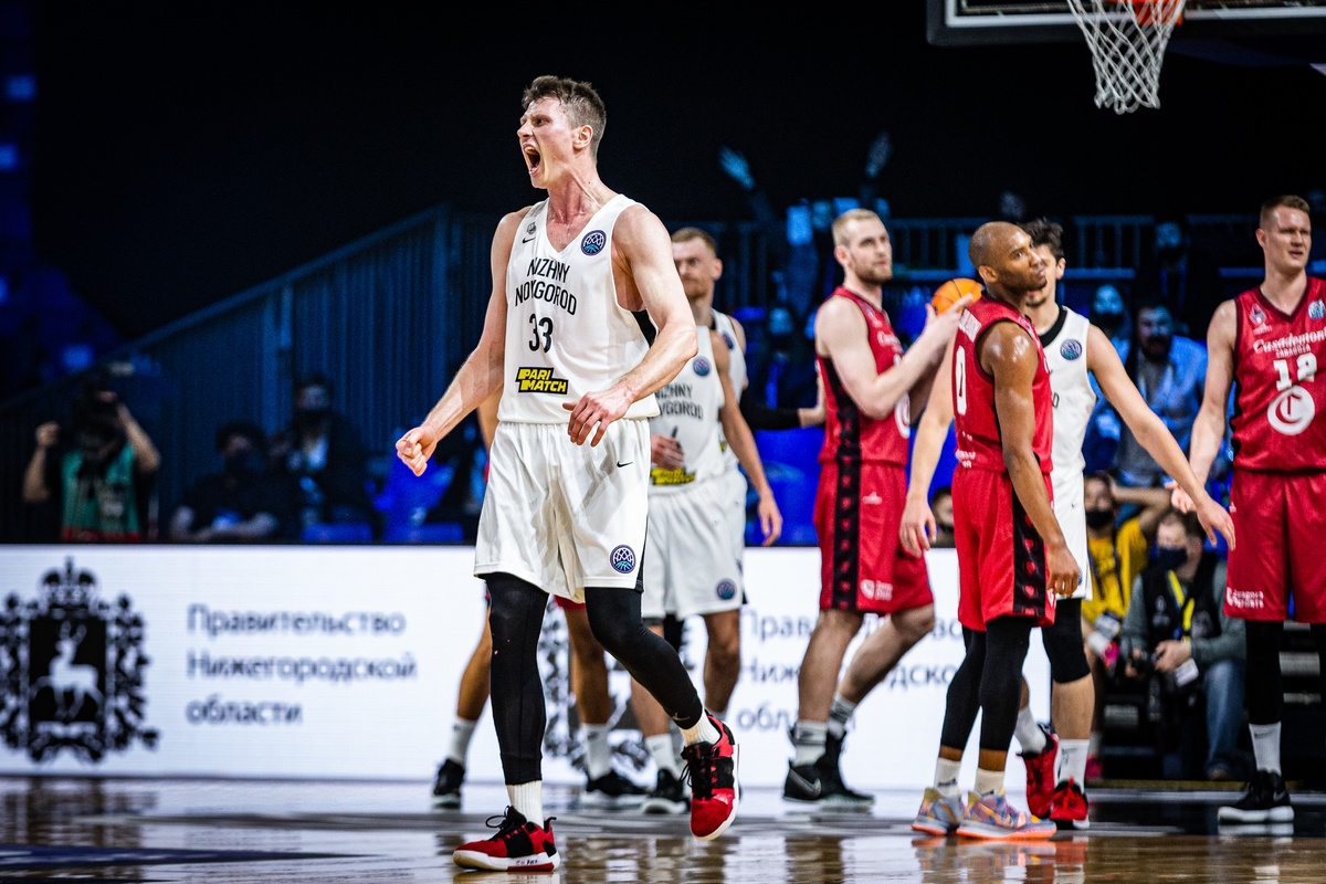 БК «Нижний Новгород» вылетел из розыгрыша «Финала Восьми» Лиги чемпионов - фото 1