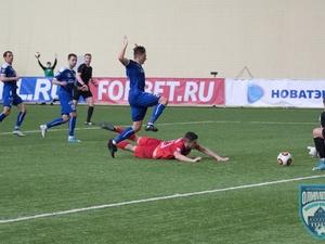 «Олимпиец» уступил «Зениту-2» в первом тестовом матче