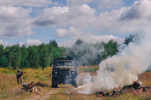 Саперский подрыв: огненный экшн под Нижним Новгородом