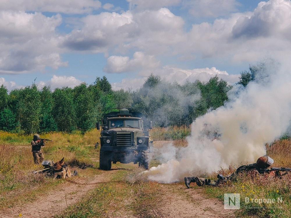 Саперский подрыв: огненный экшн под Нижним Новгородом - фото 1