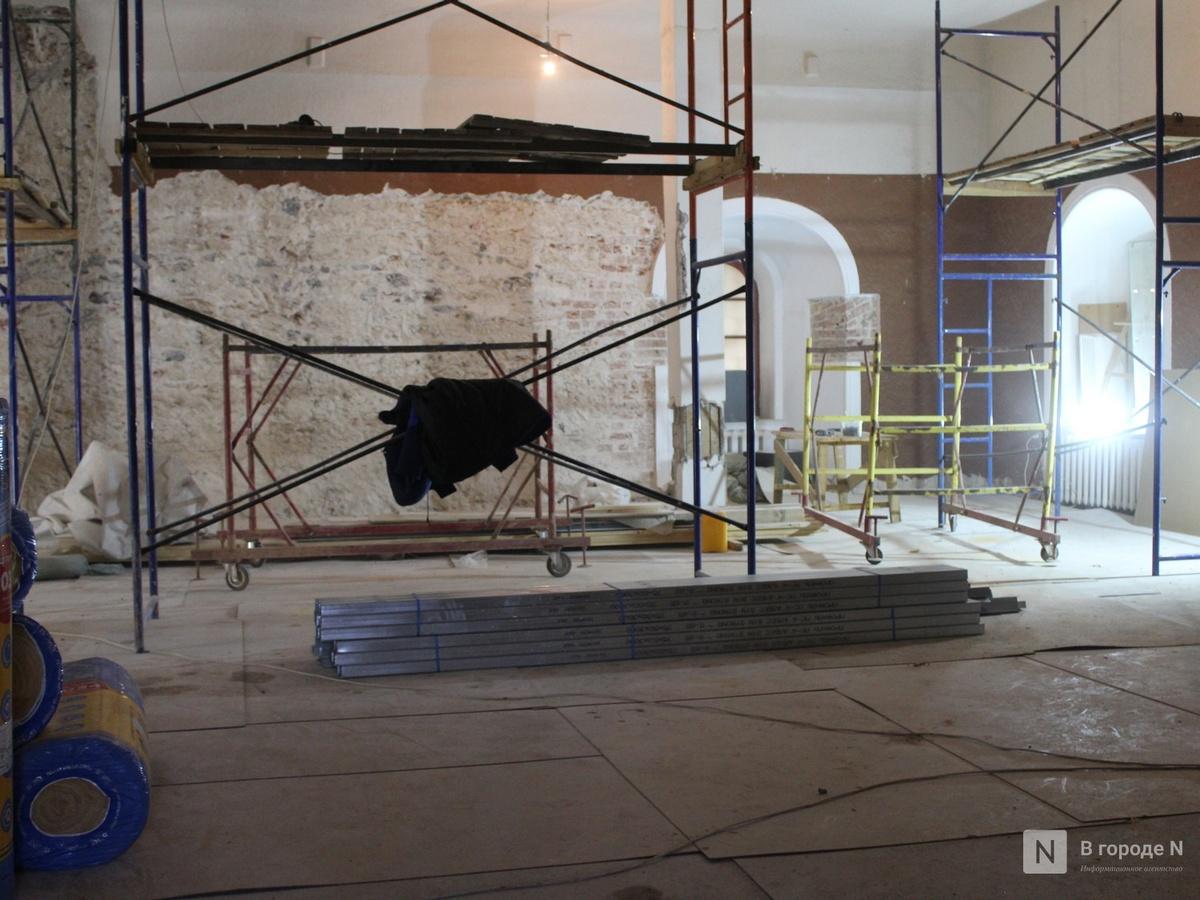 Замкнуть кольцо: как идет реставрация нижегородского кремля - фото 8