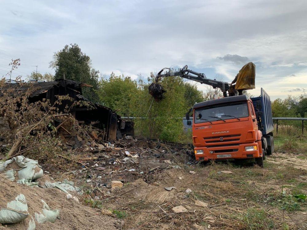 200 заброшенных сараев снесут в Ленинском районе за 3,5 млн рублей - фото 1