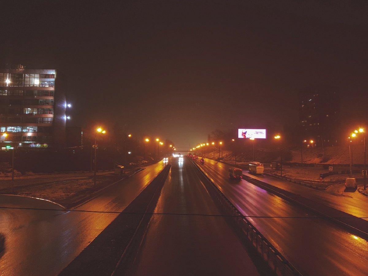 Туман окутал Нижний Новгород утром 11 декабря - фото 2