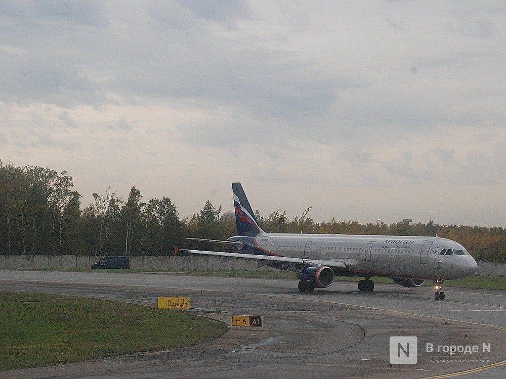 Самолеты в Москву и на юг России стали чаще летать из нижегородского аэропорта - фото 1