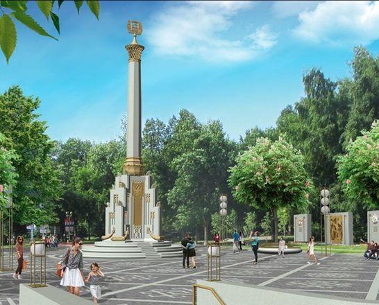 Проект стелы «Город трудовой доблести» выберут сами нижегородцы - фото 6