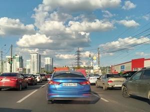 Пробки в Нижнем Новгороде: как закрытие Мызинского моста повлияло на дорожную ситуацию