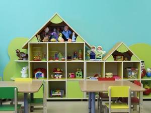 В ЖК «Цветы» завершилось строительство детского сада