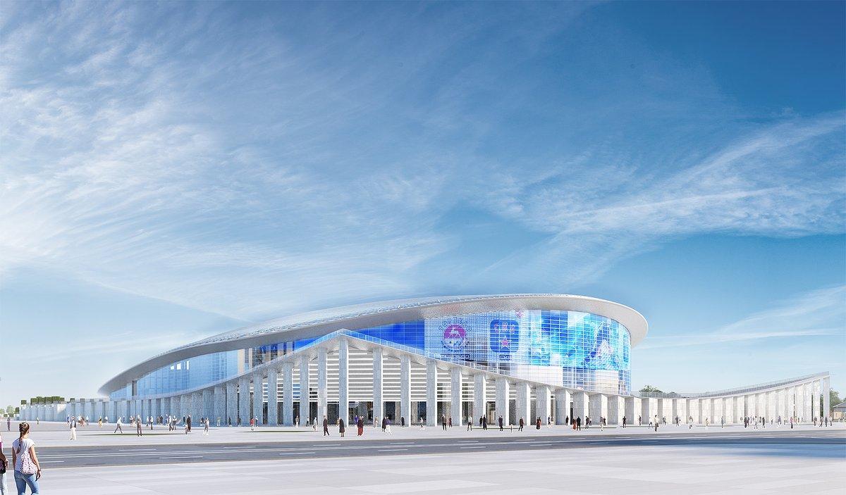 Проект нового ледового дворца в Нижнем Новгороде отправили на госэкспертизу - фото 1