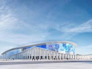 Проект нового ледового дворца в Нижнем Новгороде отправили на госэкспертизу