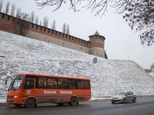 Маршруты общественного транспорта поменяются в центре Нижнего Новгорода
