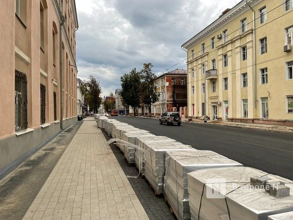 Салют над стройкой: каковы шансы подрядчиков благоустроить Нижний Новгород до юбилея - фото 40