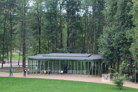 Три кафе и десять киосков разместят в нижегородском парке «Швейцария»