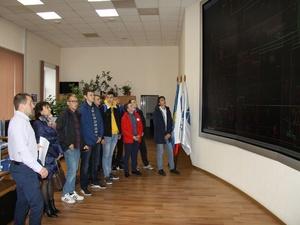 День открытых дверей для студентов НГТУ прошел в Центре управления сетями Нижновэнерго