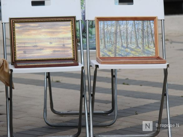 Праздник в пандемию: как Нижний Новгород отметил 799-летие - фото 44