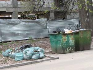 Число жалоб нижегородцев на мусор снизилось на 40%