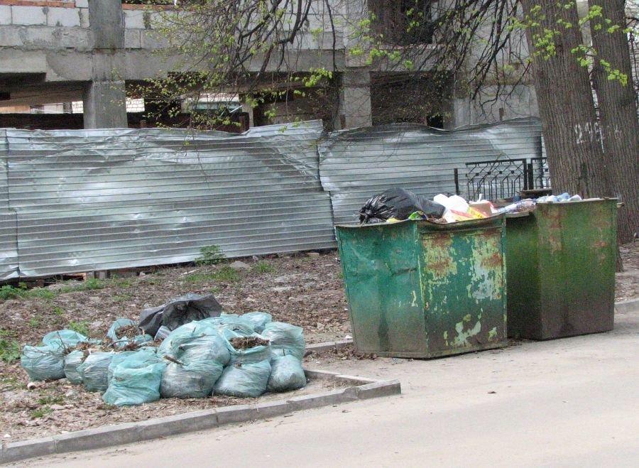 Число жалоб нижегородцев на мусор снизилось на 40% - фото 1