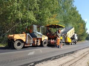 Дорогу к поселку Городищи отремонтируют до конца августа
