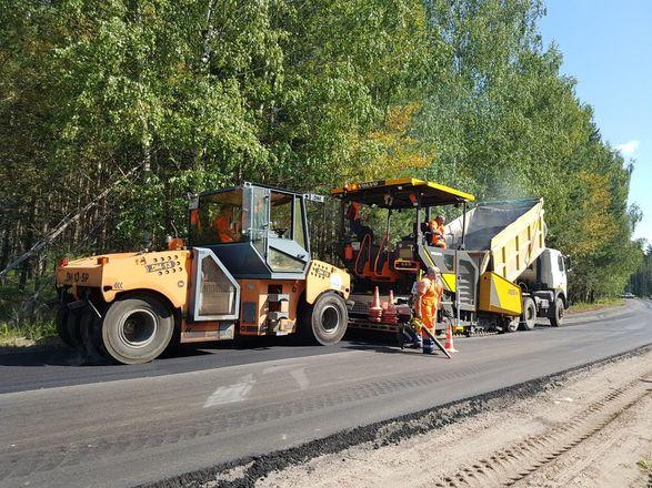 Дорогу к поселку Городищи отремонтируют до конца августа - фото 1