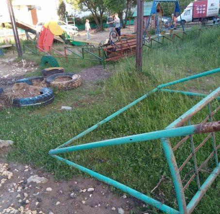 Общественники признали неудовлетворительным благоустройство в Кулебаках - фото 6