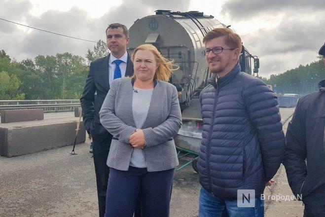 Всего 3% отделяют Мызинский мост от завершения ремонтных работ - фото 3