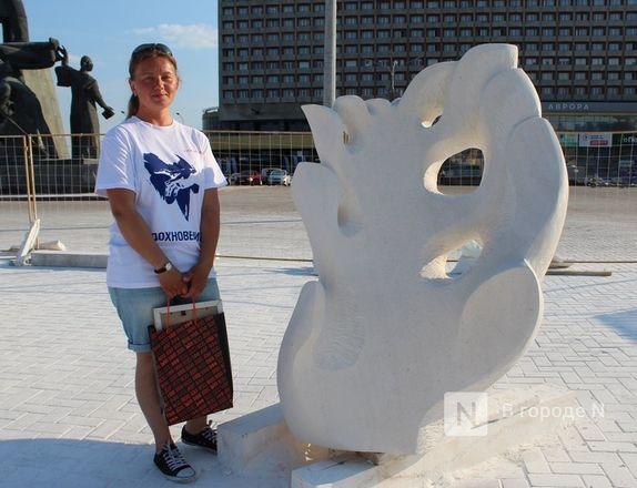 «Впередсмотрящий» и «Бесконечность»: новые скульптуры украсят Нижне-Волжскую набережную - фото 7