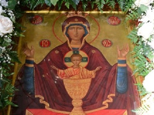 Чудотворную икону «Неупиваемая чаша» привезут в Нижний Новгород