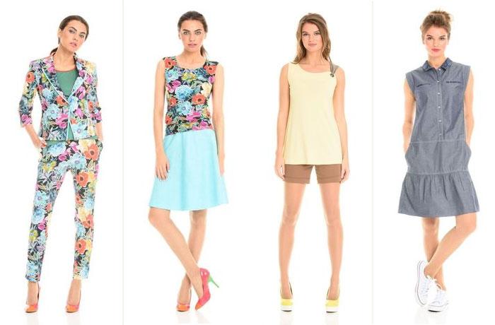 fc617348484 Модные коллекции женской одежды
