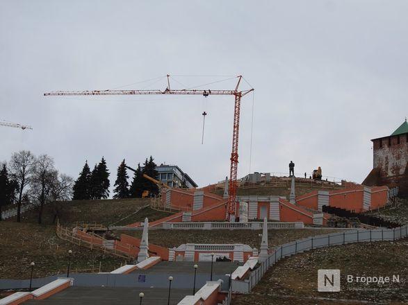 Восстановление Чкаловской лестницы началось в Нижнем Новгороде - фото 1
