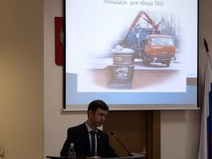Подземные мусорные контейнеры предложено установить в Нижнем Новгороде