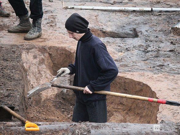 Слои нижегородской истории: что нашли археологи в Кремле - фото 23