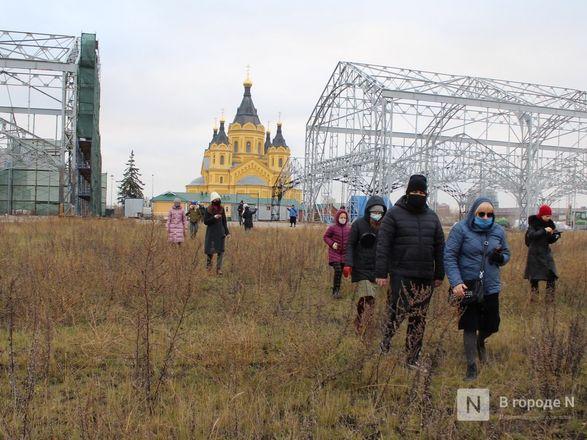 Нижегородская Стрелка: между прошлым и будущим - фото 47