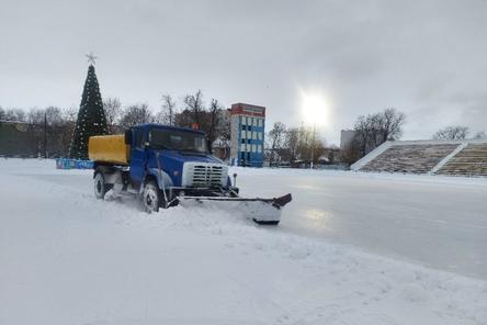 Физкультурную базу «Снежинка» в Арзамасе благоустроят за 38,5 млн рублей