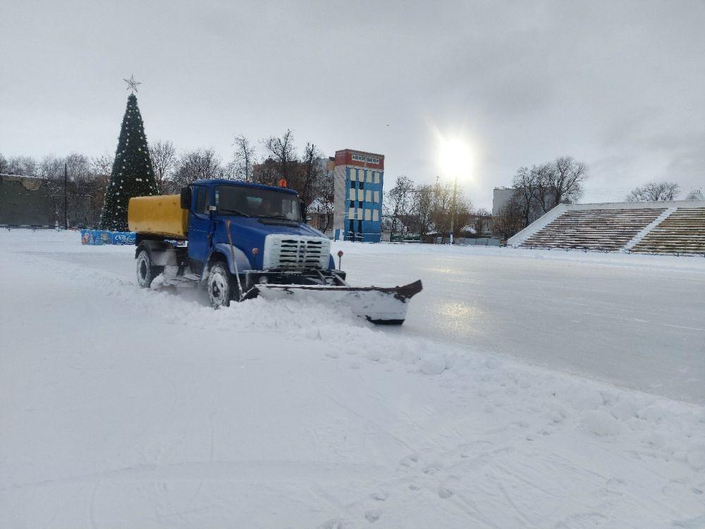 Физкультурную базу «Снежинка» в Арзамасе благоустроят за 38,5 млн рублей - фото 1