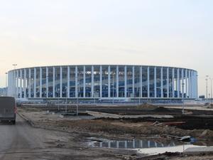 Схема движения транспорта изменится в Нижнем Новгороде на время тестовых матчей