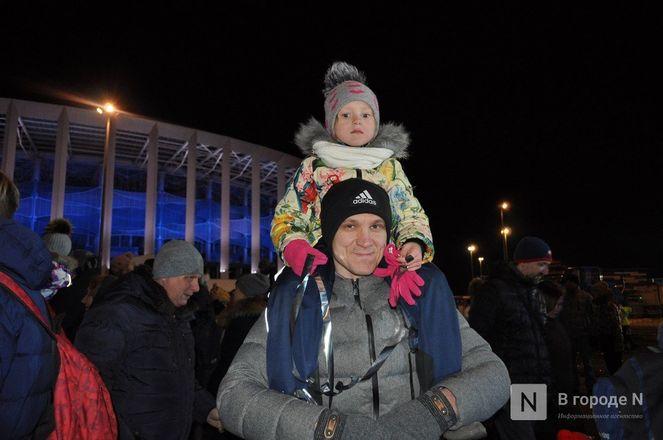 Ирина Слуцкая с ледовым шоу открыла площадку «Спорт Порт» в Нижнем: показываем, как это было - фото 16