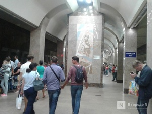 На уборку семи станций нижегородского метро потратят более 24 млн рублей