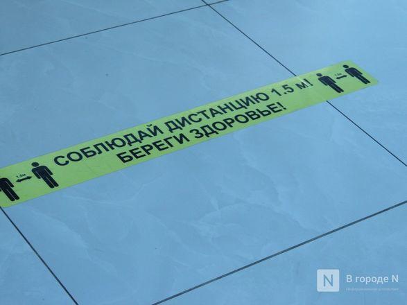 COVID не прилетит: нижегородский аэропорт усилил меры безопасности - фото 21